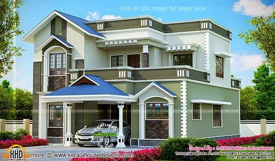 beautiful villa