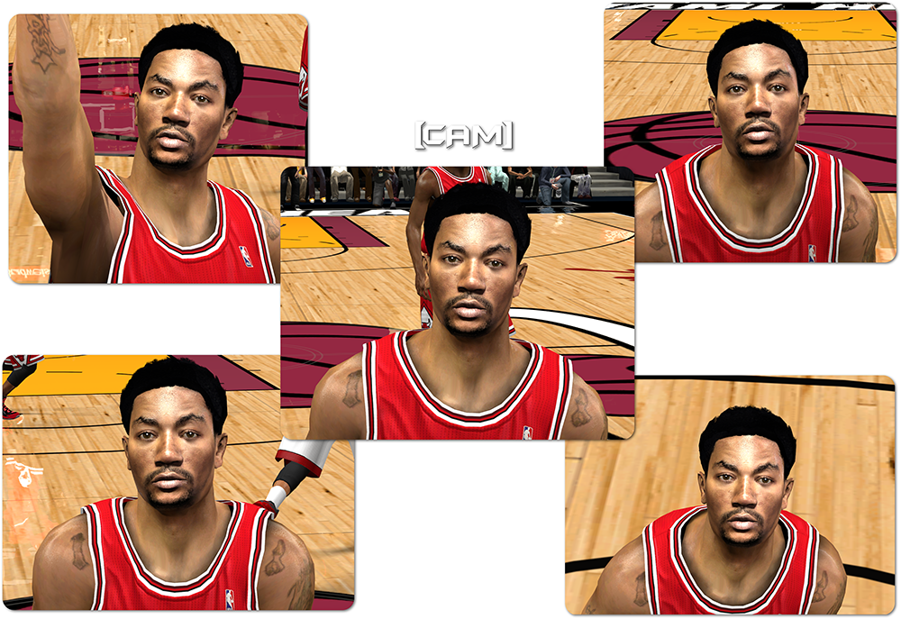 Derrick Rose Returns NBA 2K14 Patch