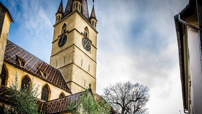 Travel through Sibiu, Romania