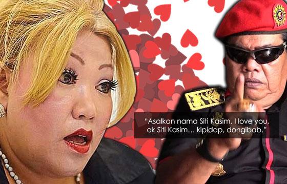 Rani Kulup Sedia Ambil Siti Kasim Sebagai Isteri