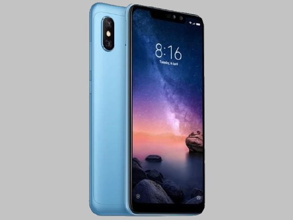Xiaomi Redmi Note 6 Pro vs Xiaomi Redmi Note 5 Pro Design and Display