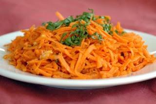 Carrot Salad (Havuc Salatasi)