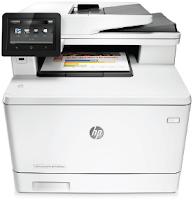HP Color LaserJet Pro MFP M477 Driver & Software