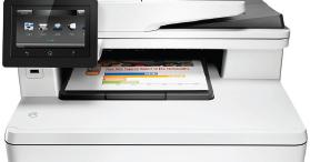 ᴴᴰ HP Color LaserJet Pro M477 MFP Series Driver & Software Download