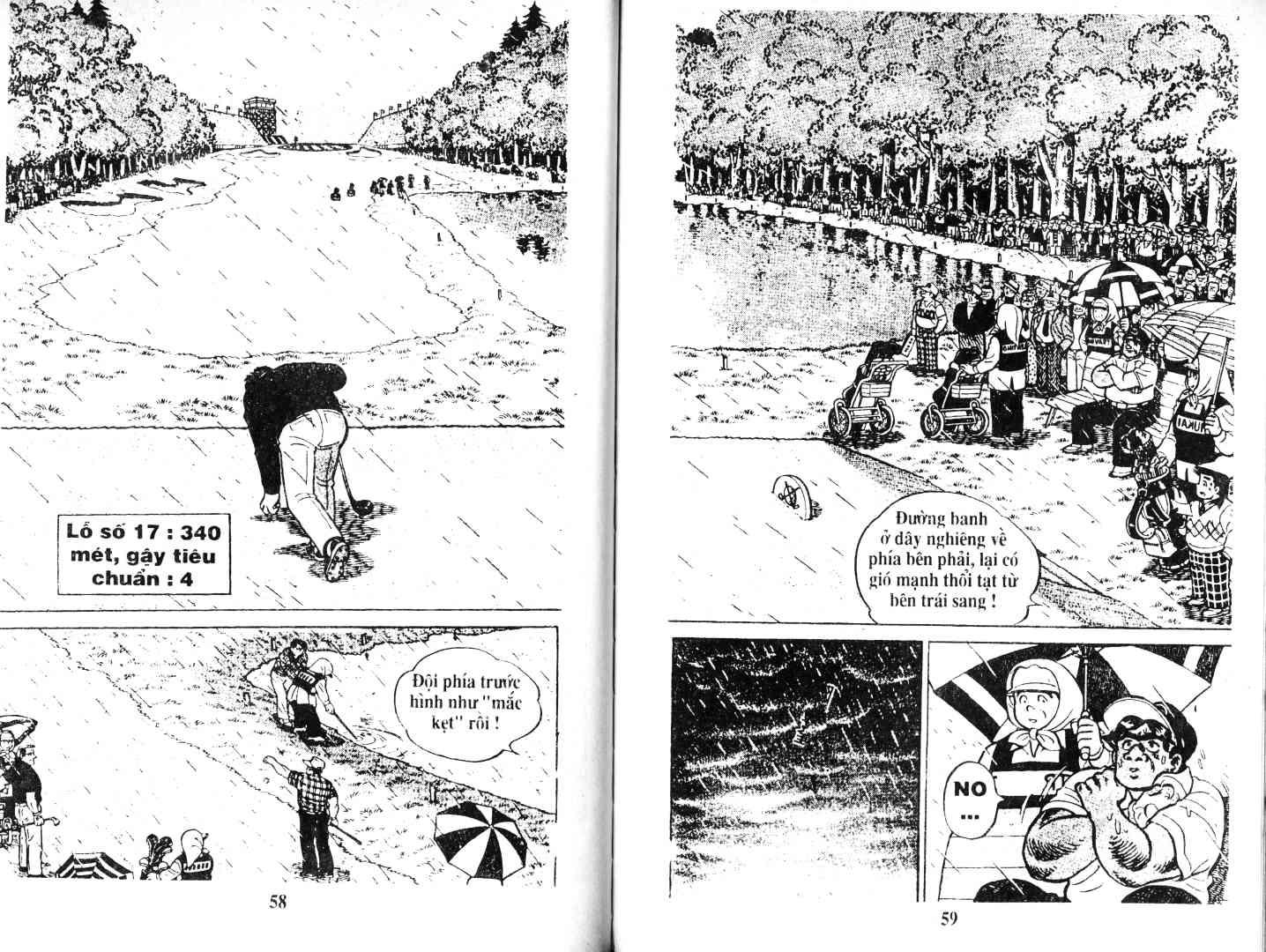 Ashita Tenki ni Naare chapter 47 trang 29