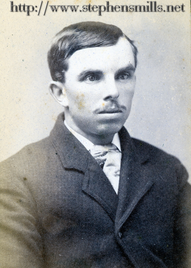 photo  Walter Leonard Bacon born 7/11/1868 in Greenwood, Maine  Died 6/24/1960 in Lewiston, Maine  Son of  Abel Bacon 1825-1909 and  Cordelia Berry Bacon 1829-1904  Ralph Bacon always referred to him as Uncle Billy