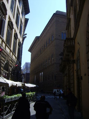 Voyage à Florence, Frederico Fellini, Balthus, Palazzo Strozzi,