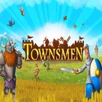 تحميل لعبة سكان القرية بريميوم townsmen premium apk مهكرة