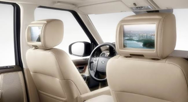 2018 Land Rover LR4 Redesign