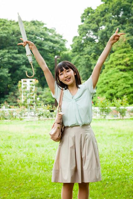吉岡里帆 Riho Yoshioka Weekly Georgia No 78 Extra Pics 14