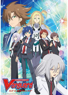 Cardfight!! Vanguard: Zoku Koukousei-hen 11  online