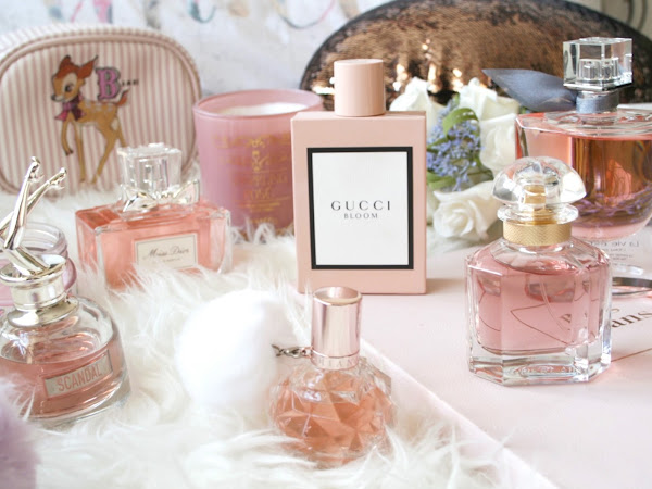 The Prettiest Pink Perfumes Currently In My Collection