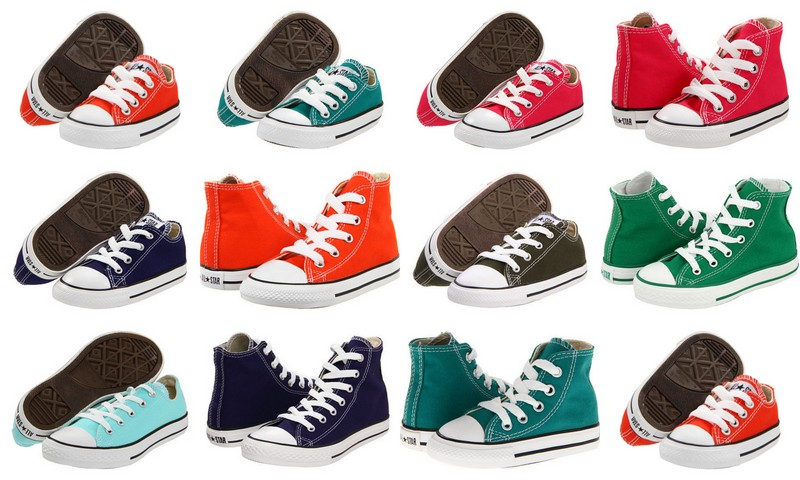 6pm is the only place I buy Converses for my small people because their  prices are so a92c78481