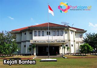 Kantor Kejaksaan Tinggi Banten