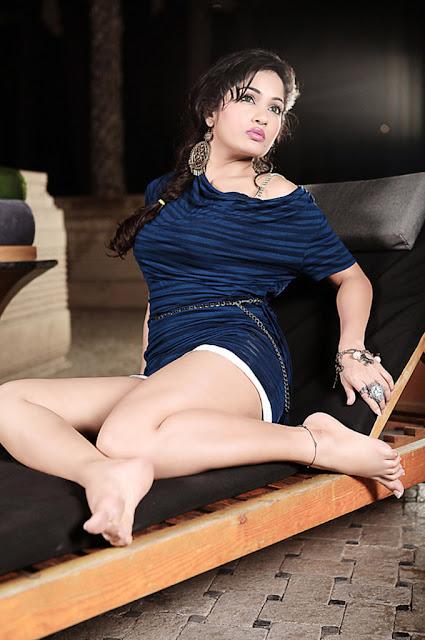 Actress Madhavi Latha Photos
