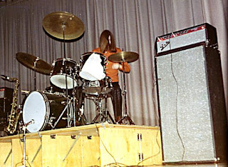 Tom Glaister at East High, 1969