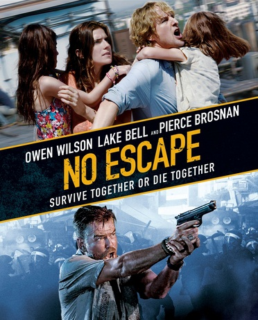 No Escape [2015] [DVD9] [PAL] [Español]