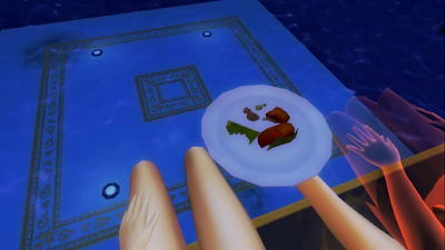 sims 4 pufferfish first person