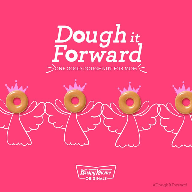 Krispy Kreme Mother's Day Promo