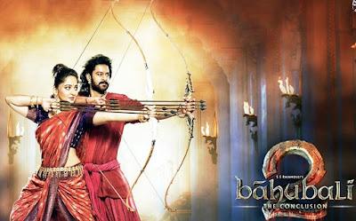 Bahubali 2 Prabhas Anushka Poster