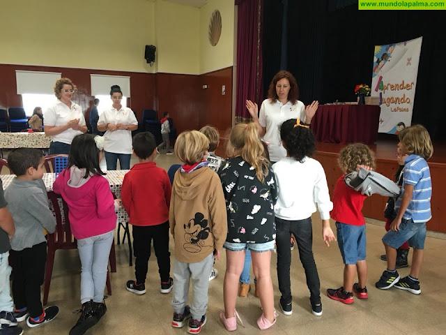 Himar Martín, Sara Concepción y Alberto Cruz triunfan en el Primer Torneo de Aprender Jugando de Fuencaliente