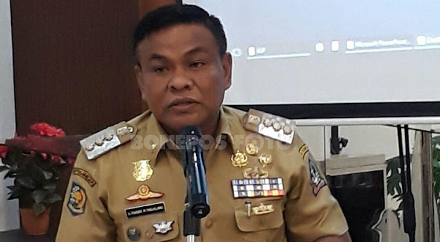 Bupati Bone Warning Pejabat Pengadaan Barang dan Jasa