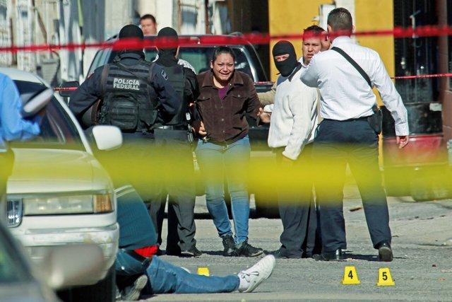 Anonymous retreats from Mexico drug cartel confrontation ...  |Zetas Violence