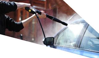 jangan cuci kereta