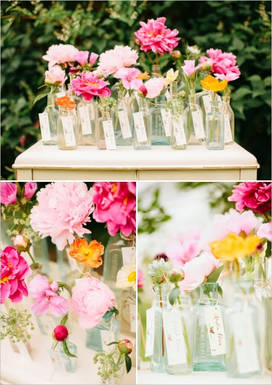 Garden Wedding Flower Favor Ideas Refreshrose Blogspot Com