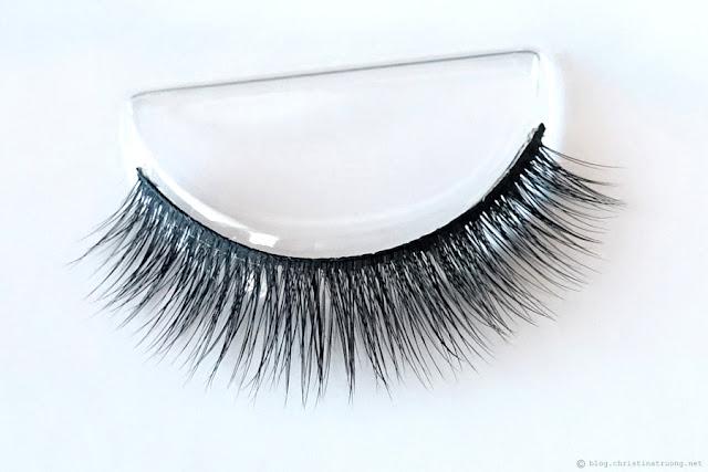 Esqido Unisyn Synthetic False Eyelashes PB & J Review Close Up