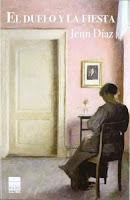 """Portada del libro """"El duelo y la fiesta"""", de Jenn Díaz"""