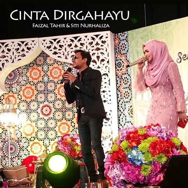 Cinta Dirgahayu Faizal Tahir Siti Nurhaliza