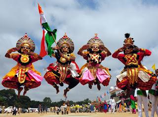 INDIA - August 15