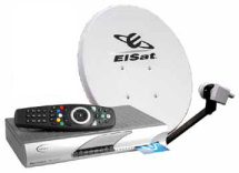 HOW TO SETUP SATELLITE INTERNET CONNECTION USING YOUR DECODER AND