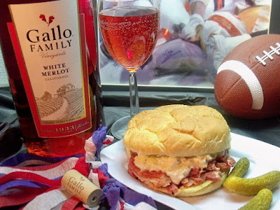 Tailgate Time! 20+ Favorite Recipes - Honey Ham Barbecue