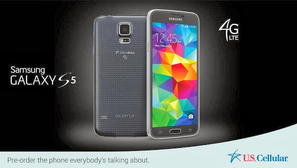 Samsung Galaxy S5 - U.S. Cellular pre-orders