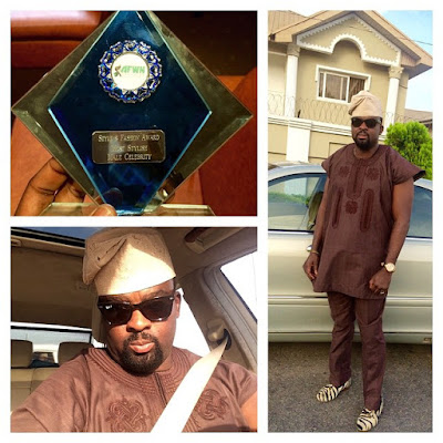 kunle afolayan the most stylish celebrity