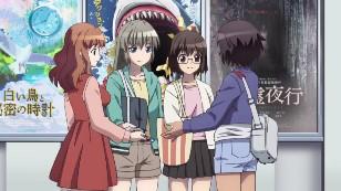 Mahou Shoujo Tokushusen Asuka – Episódio 03