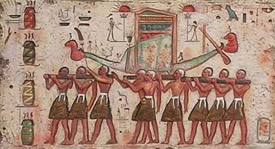 The Opet Festival of ancient Egypt