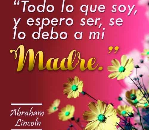 Imagenes Y Frases Para El Dia De La Madre