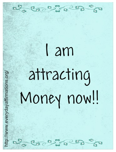Daily Affirmations - 21 July 2013