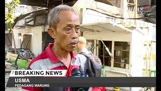 Kesaksian Penjaga yang Warungnya Dijarah Massa 22 Mei