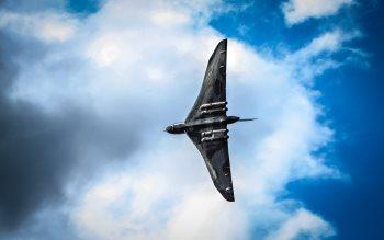 Wallpaper: Avro Vulcan Bomber Aircraft