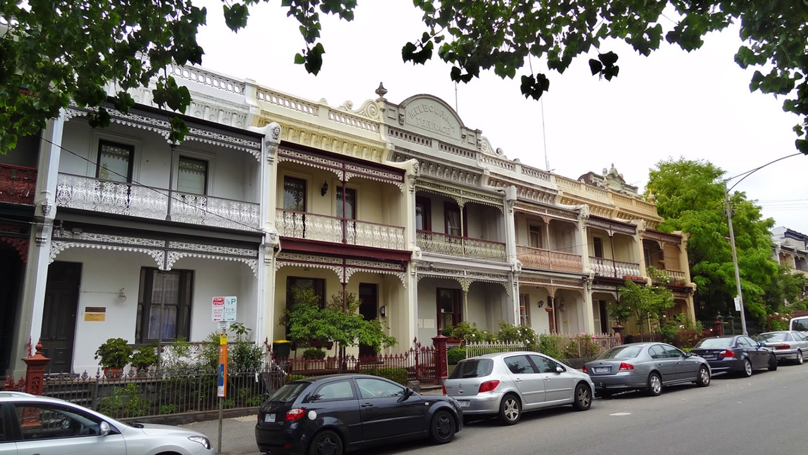 Melbourne fresh daily melbourne 39 s grand past for 18 carlton house terrace in st james