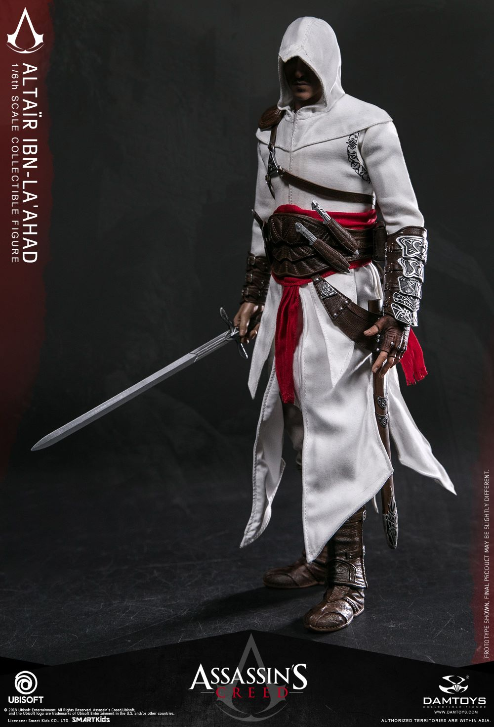 Onesixthscalepictures Dam Toys Assassin S Creed Altair Ibn La Ahad