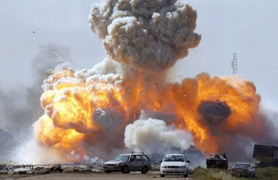 انفجار أرشيفية