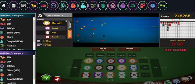 Cara Main Togel Live Game Billiards Di Situs Resmi AsTogel