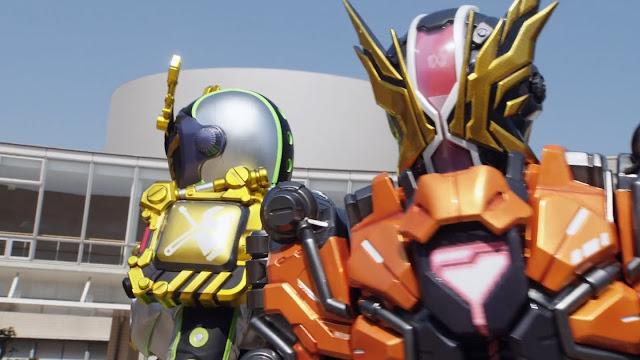 Kamen Rider Zi-O Episode 32 [RAW]