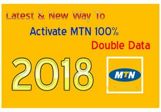 Latest and new way to activate Mtn double data bonus