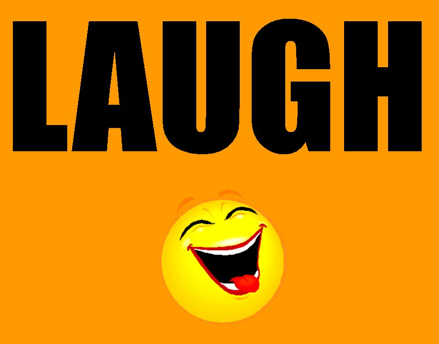 The (Not So) Deep Thoughts Of A Christian: Laugh A Little ...
